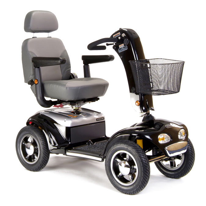 Scooter Diamond LS4 - Trasformabile.Com